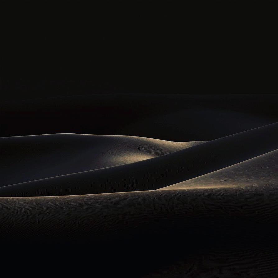 night-time-dunes