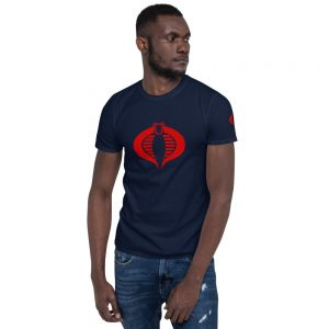 Cobra Trooper - Short-Sleeve Unisex T-Shirt