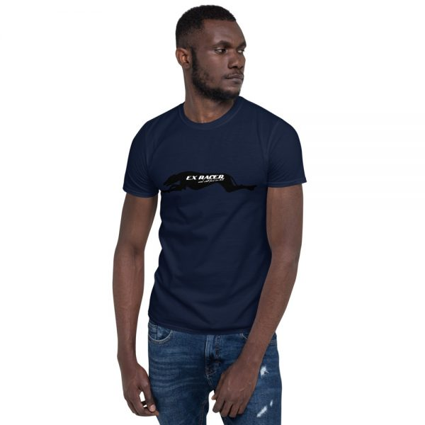 Ex-Racer Greyhound - Short-Sleeve Unisex T-Shirt