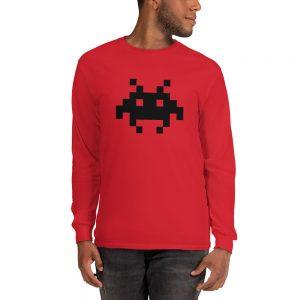 Invader - Long Sleeve Shirt