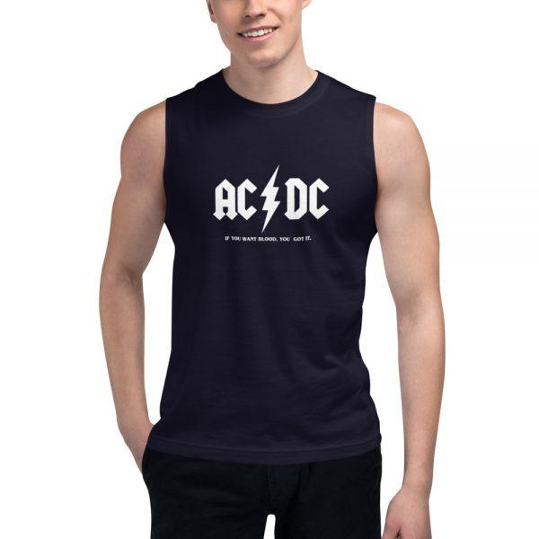 AC / DC Muscle Shirt