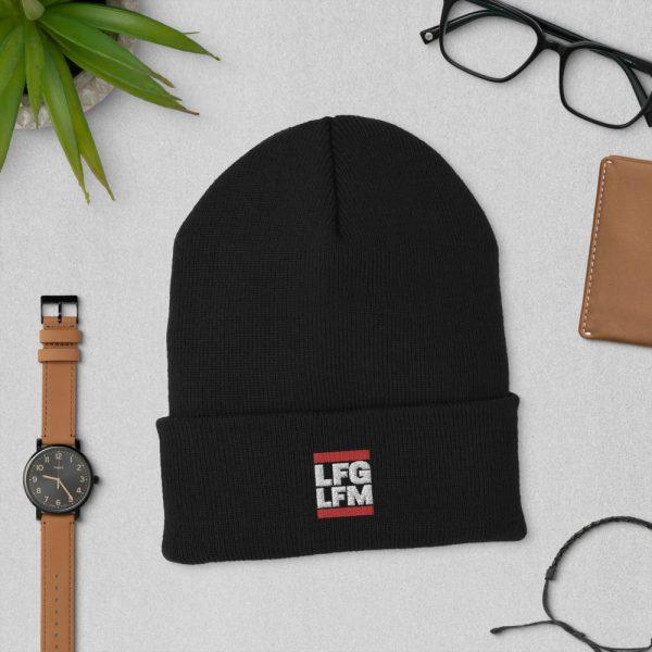 LFG / LFM<br>Cuffed Beanie