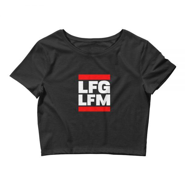 LFG / LFM<br>Women's Crop Tee