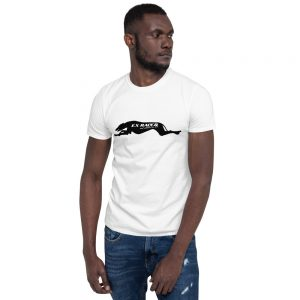 Ex-Racer Greyhound - Short-Sleeve Unisex T-Shirt