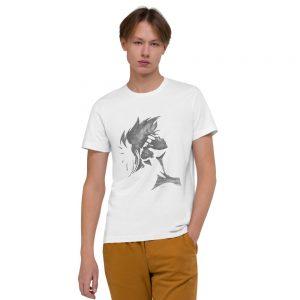 Ed  Unisex Organic Cotton T-Shirt