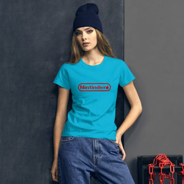 Nintinder - Women's short sleeve t-shirt