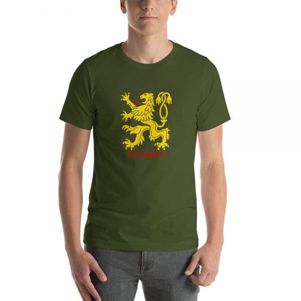 Just Drink It - Short-Sleeve Unisex T-Shirt