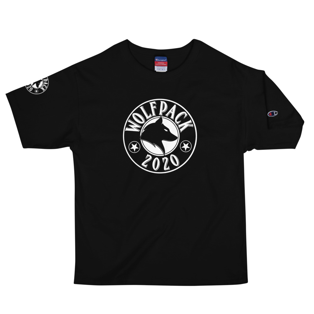 Wolfpack 2020 – Men's Champion T-Shirt